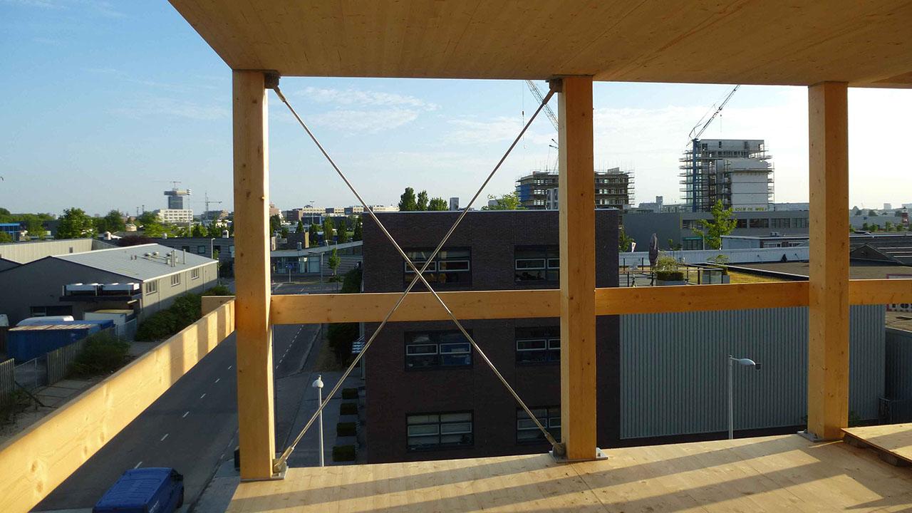 Katus eu glass house greenhouse amsterdam structure 3