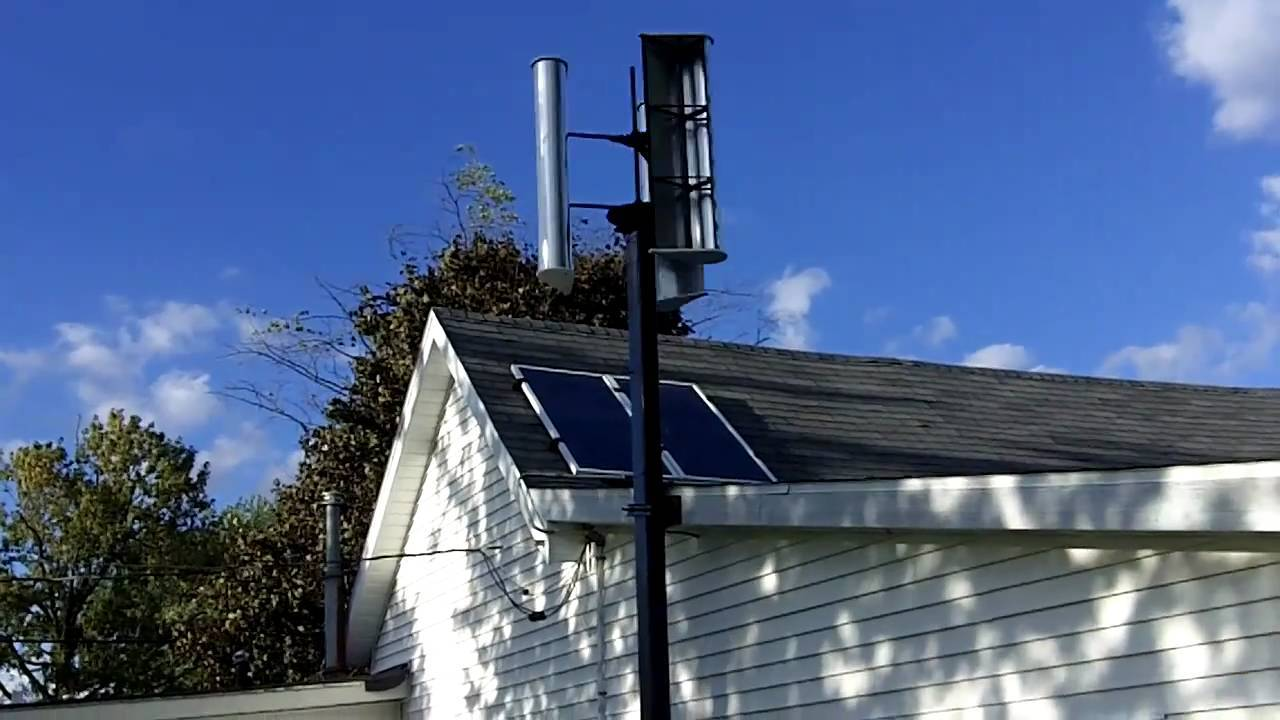 katus.eu eco friendly house wind turbine