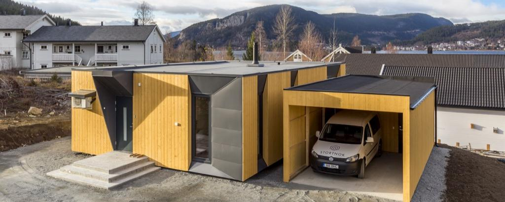 Modular Building in Norway is the Prefab House of the Year - katus eu