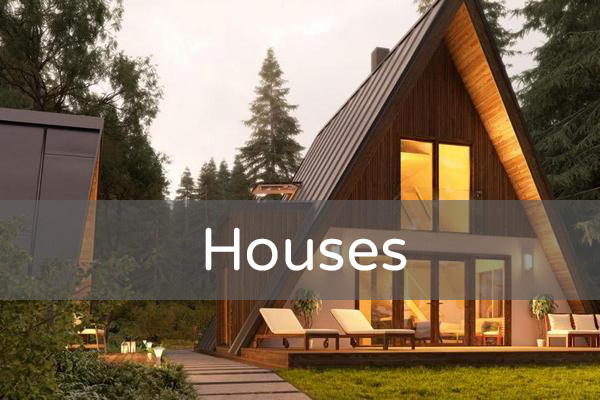 Prefabricated Wooden Houses - katus eu
