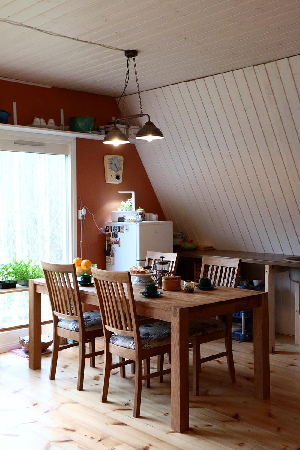 A-frame houses: homes for those who (can) calculate - katus.eu