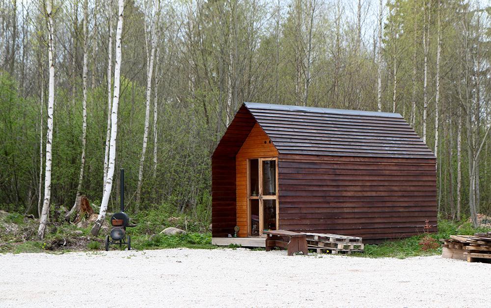 Exceptional Katus.eu Avrame Aframe House Sauna