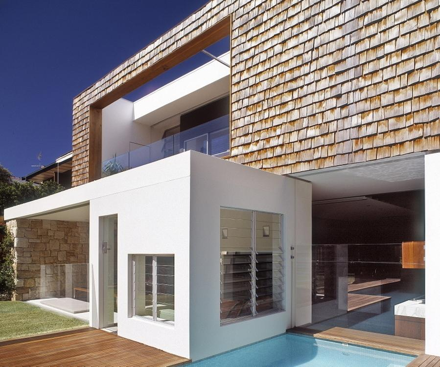 katus.eu modular homes cladding red cedar shingle