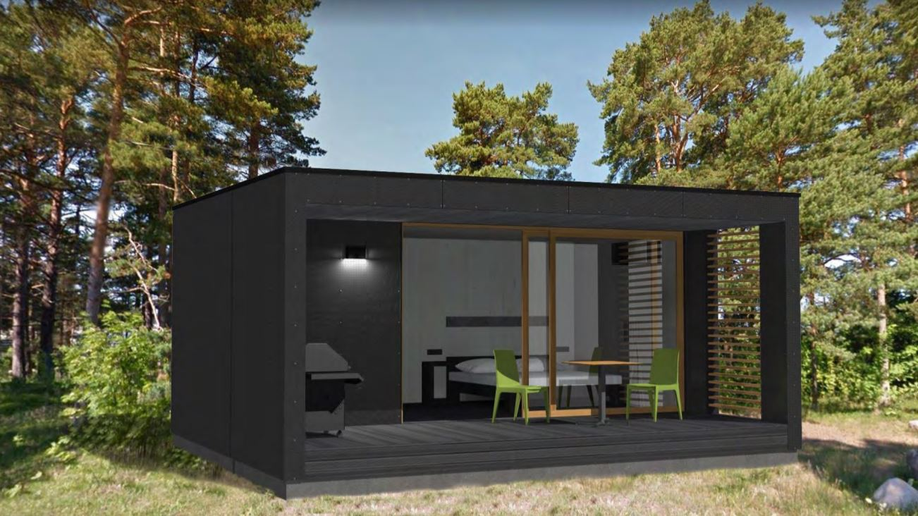 Container House Katus Eu